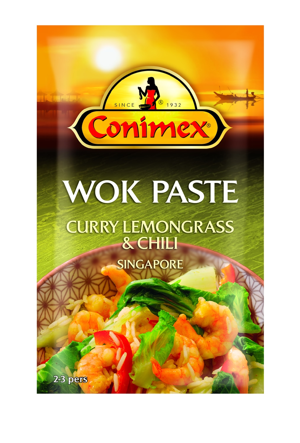 Curry Lemongrass Chili Wokpaste