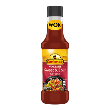Conimex Woksauzen SWEET and SOUR 175 ML