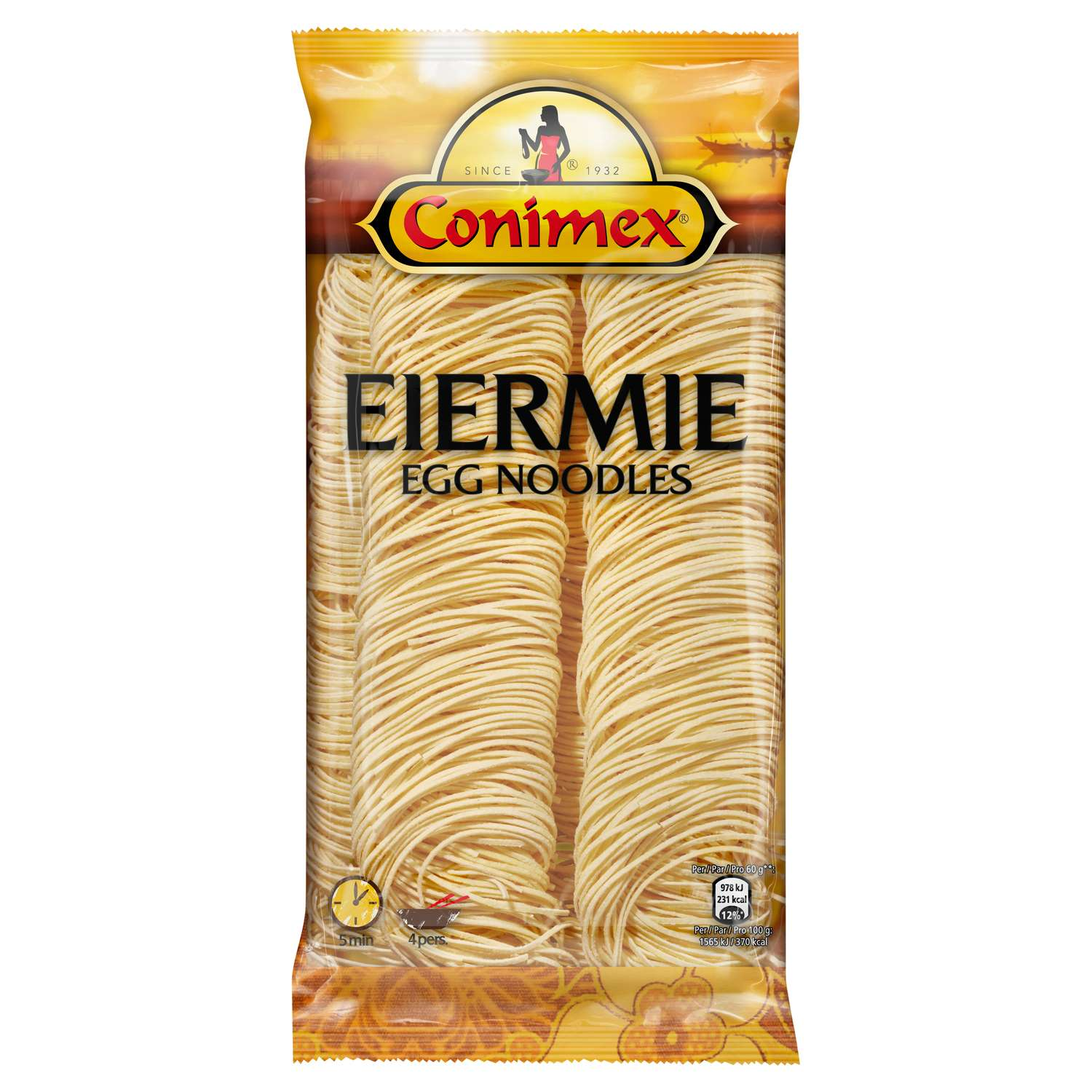 Conimex  Chinese Mie Oosters 250 gr