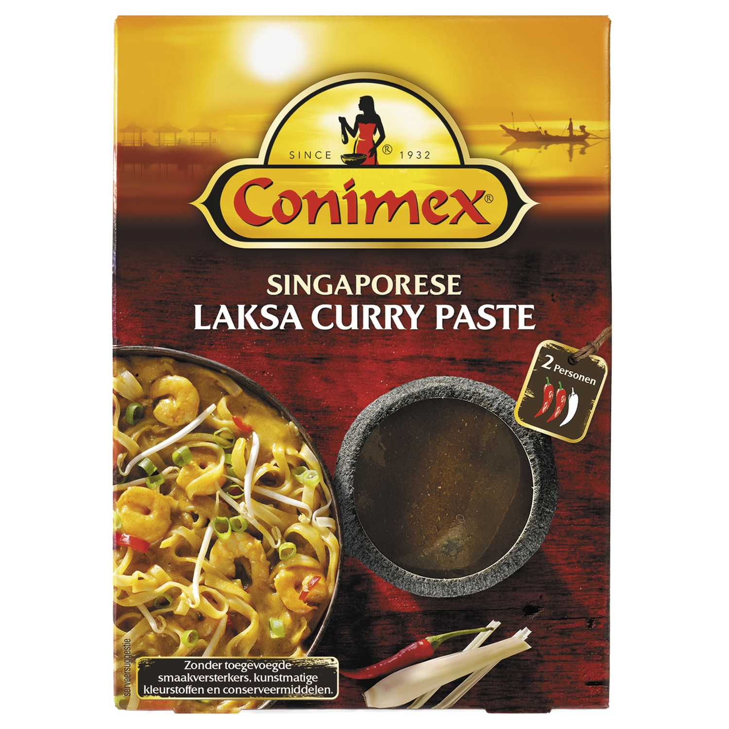 groenten curry paste