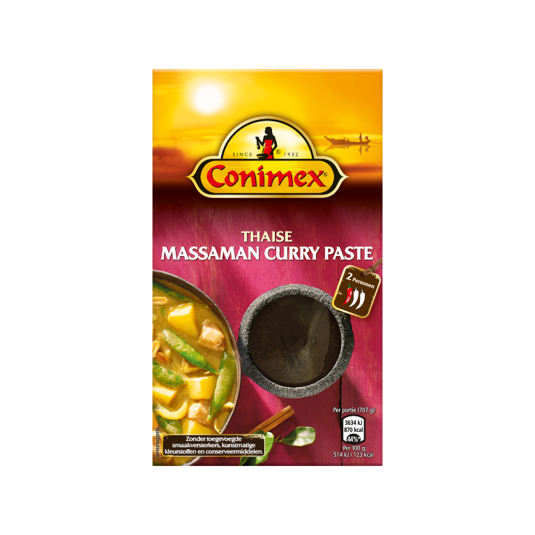 Conimex  Curry Paste Massaman 64 g