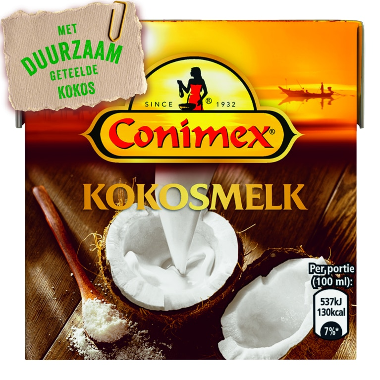 Conimex Kokosmelk 250 ml